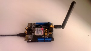 Netduino + SeeedStudio GPRS Modem