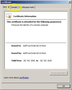 4.CertificateRoot