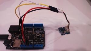 Netduino2PlusAccelerometer