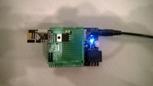 Embedded Coolness nRF24L01+ Shield