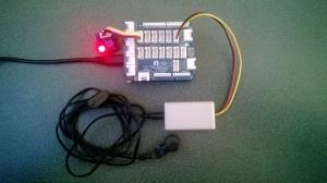 Netduino Plus rate monitor