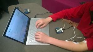 Netduino with Seeedstudio EMG