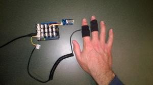 Netduino with Grove GSR sensor