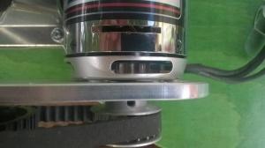 Longboard Motor Spacer