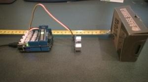 Netduino based Park Distance Control