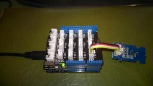 Netduino 2 Plus & Silicon Labs Si7005