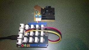Seeedstudio Grove Dust Sensor
