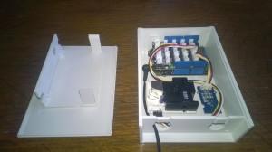 Netduino 3 Wifi based pollution sensor