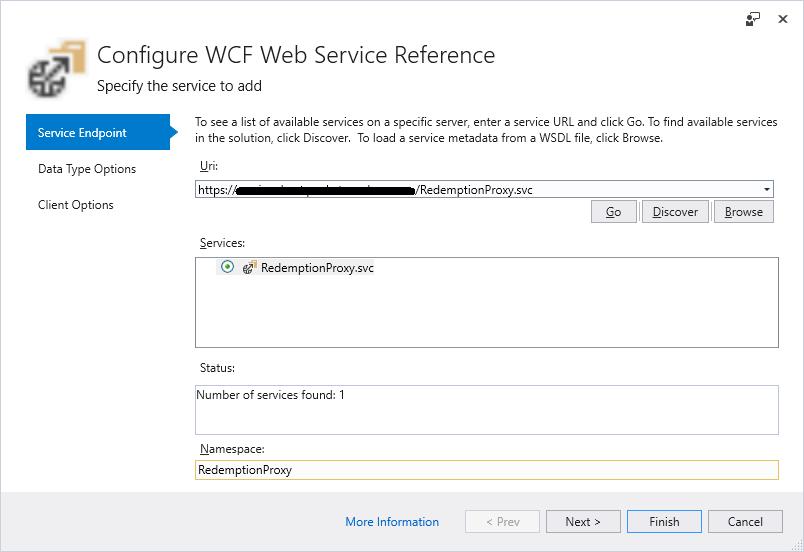 ConfigureWCFWebSeriveReference